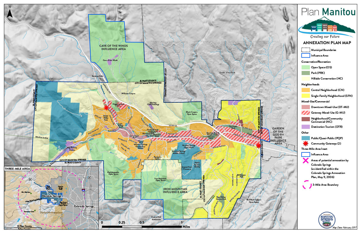 Invest In Manitou Manitou Springs Urban Renewal Authority